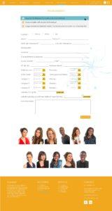 ACCEVENE PLUS Website by Suzaku Productions