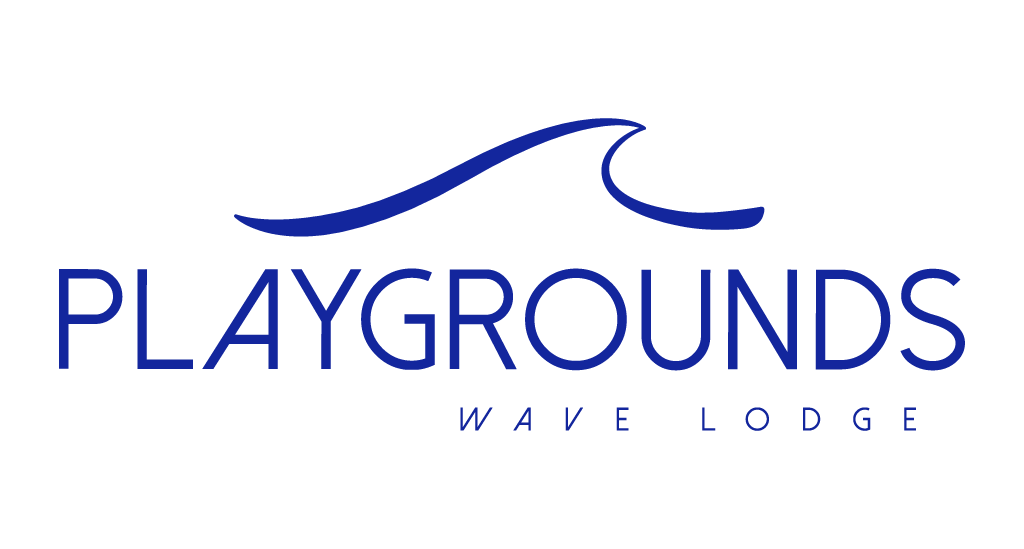 Logo of PLAYGROUNDS by Suzaku Productions