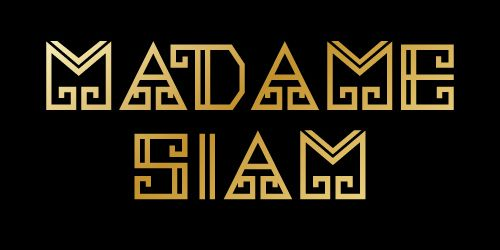 Madame Siam logo by Suzaku Productions