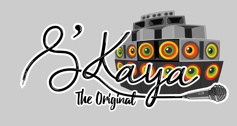 S'KAYA logo by Suzaku Productions