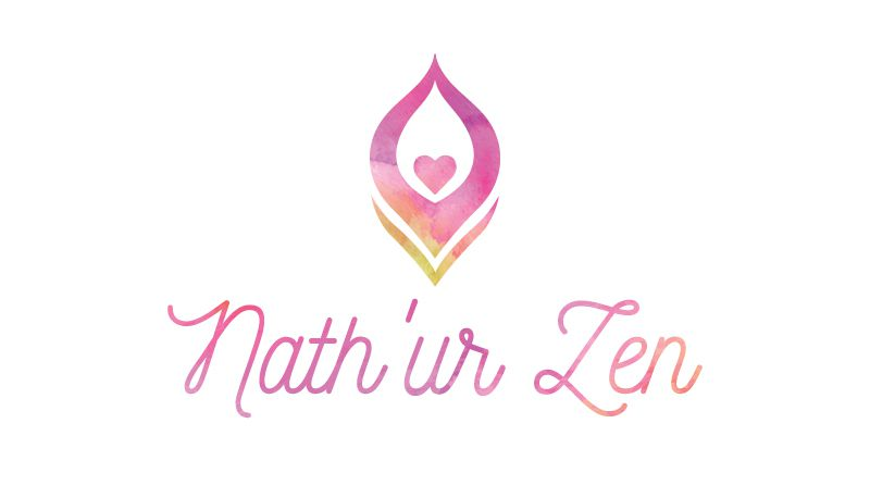 NATHUR ZEN logo by Suzaku Productions